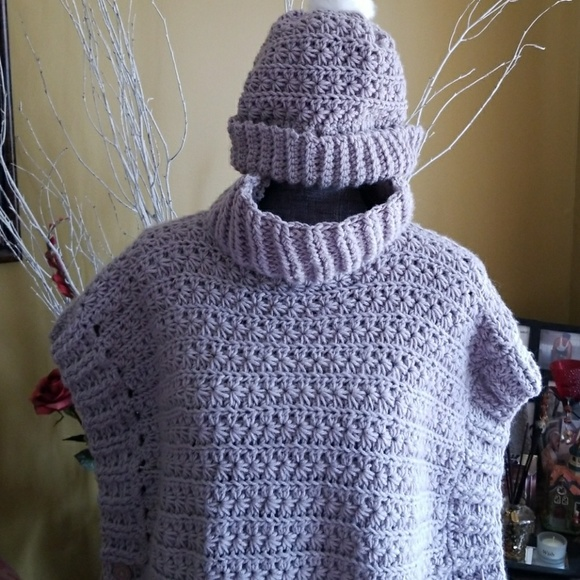 Sweaters New Handmade Sleeveless Sweater Vest And Hat Poshmark